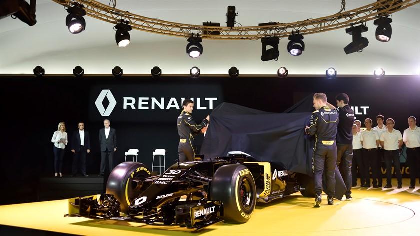 Renault 40 χρόνια Formula 1