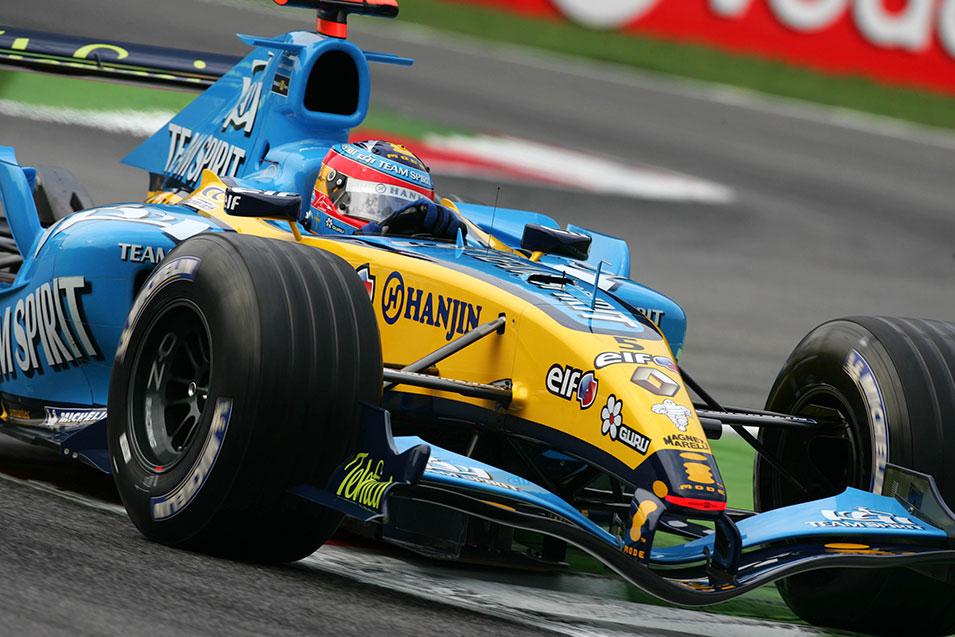Η Renault DP World F1 Team καλωσορίζει τον Fernando Alonso