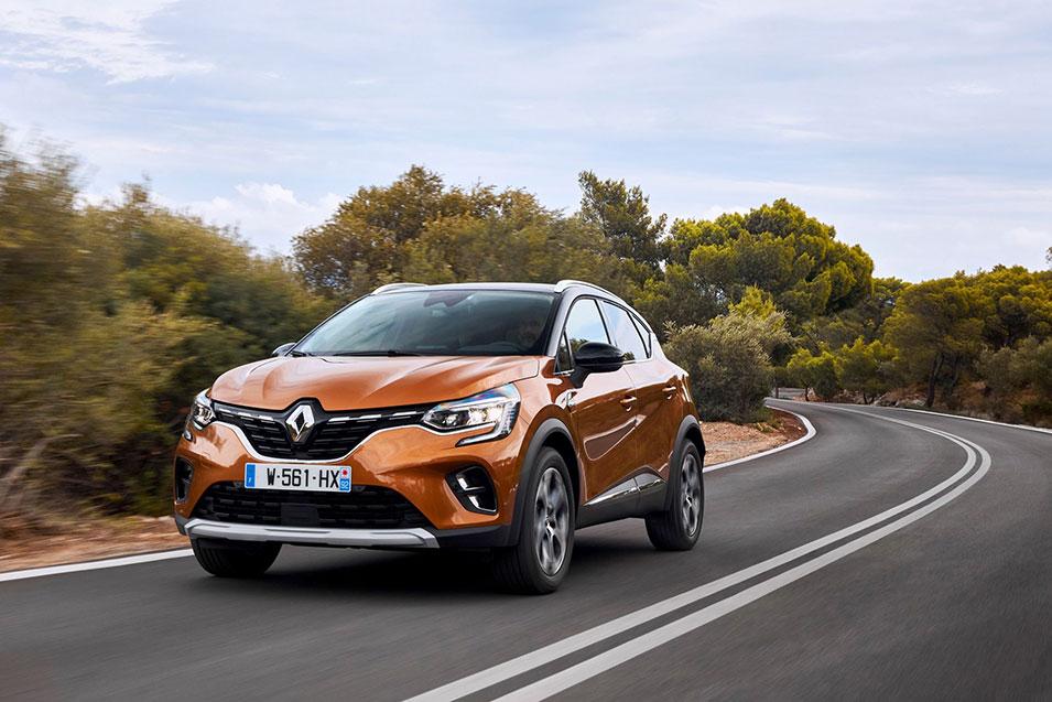 Το νέο Renault CAPTUR είναι το Αυτοκίνητο της Χρονιάς 2021 για την Ελλάδα!