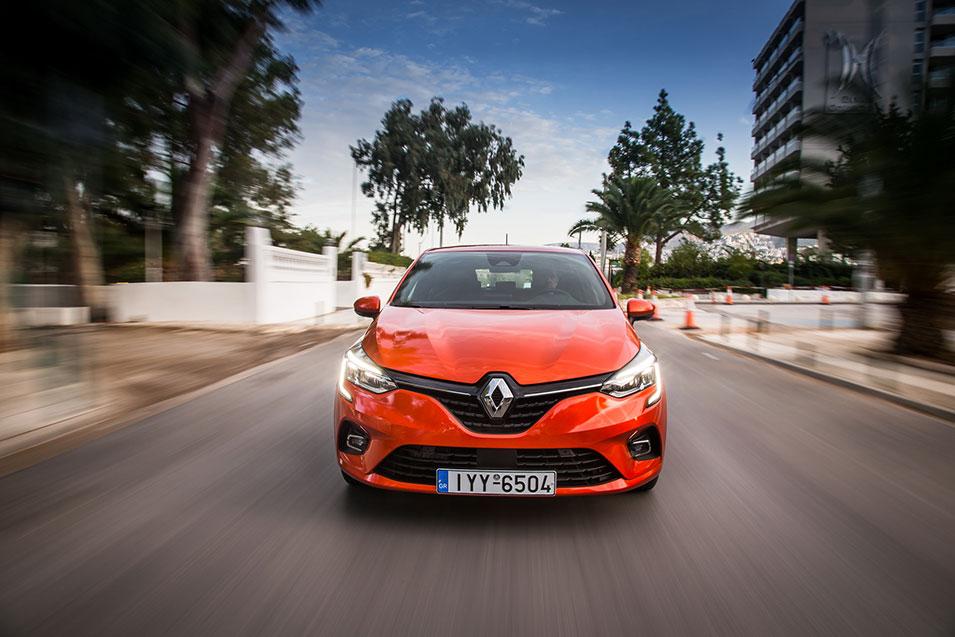Το Renault CLIO, 1ο μοντέλο σε πωλήσεις στην Ελλάδα τον Αύγουστο