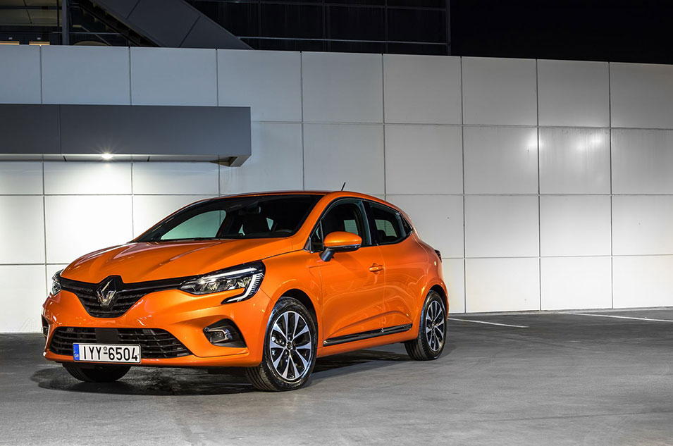 All-new Renault CLIO - Αυτοκίνηση 2019