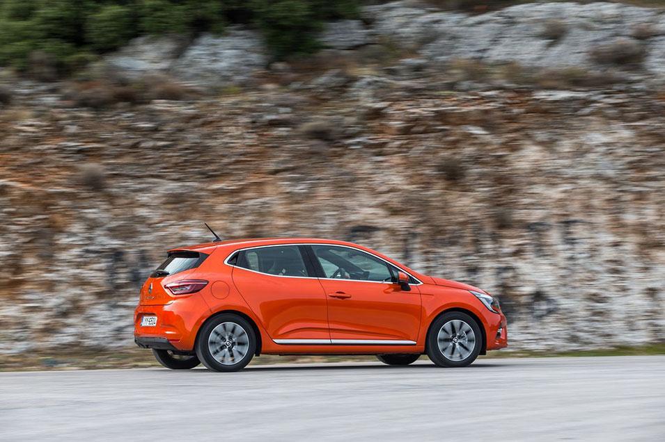 ΤΩΡΑ είναι η καλύτερη στιγμή να αποκτήσεις το Νέο Renault CLIO