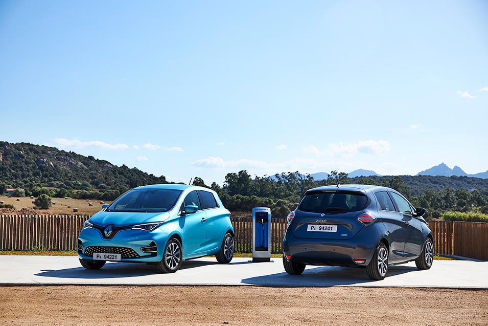 Η Renault, με τα CLIO και ZOE, στην κορυφή των ευρωπαϊκών πωλήσεων