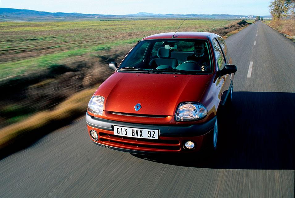 Το Renault CLIO γιορτάζει 30 χρόνια!