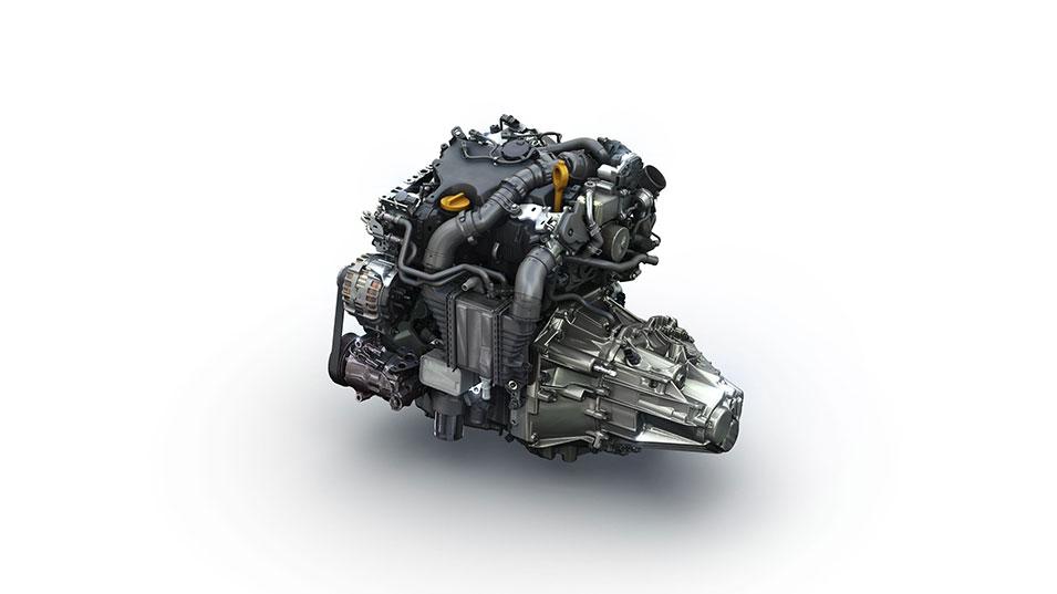 Το Νέο Renault CLIO με τον κινητήρα diesel 1.5 Blue dCi 85hp